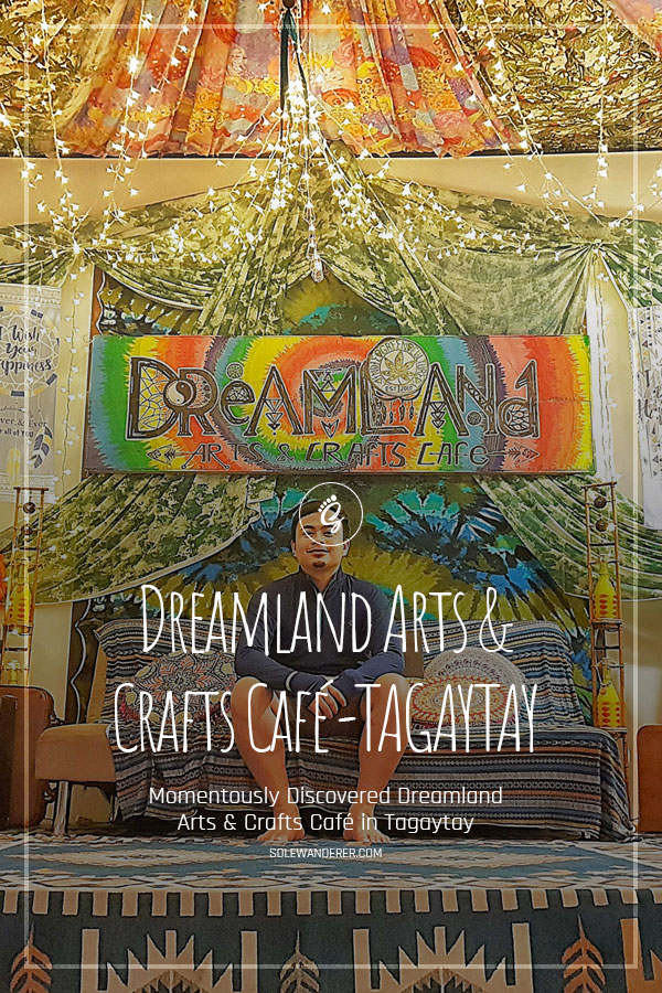 Dreamland Arts & Crafts Cafe Tagaytay Pinterest