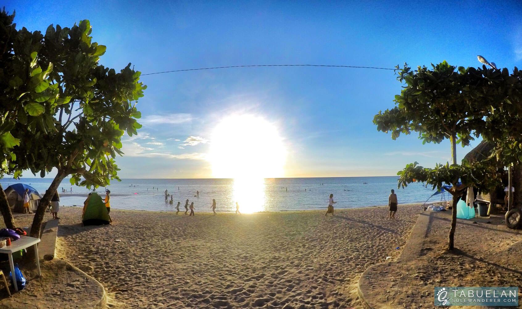Maravillosa Park, Tabuelan Seashore