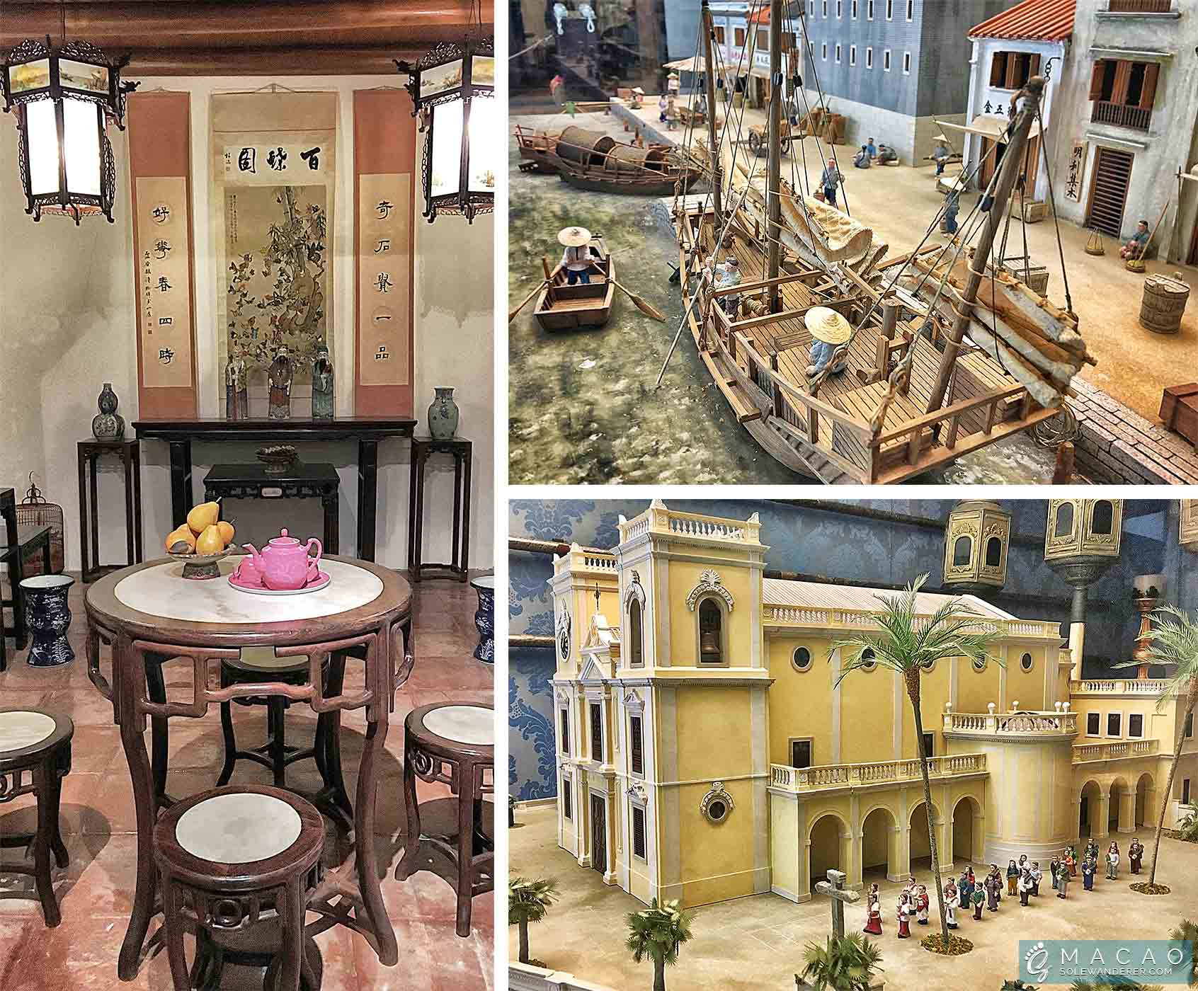 Museu De Macao Exhibitions