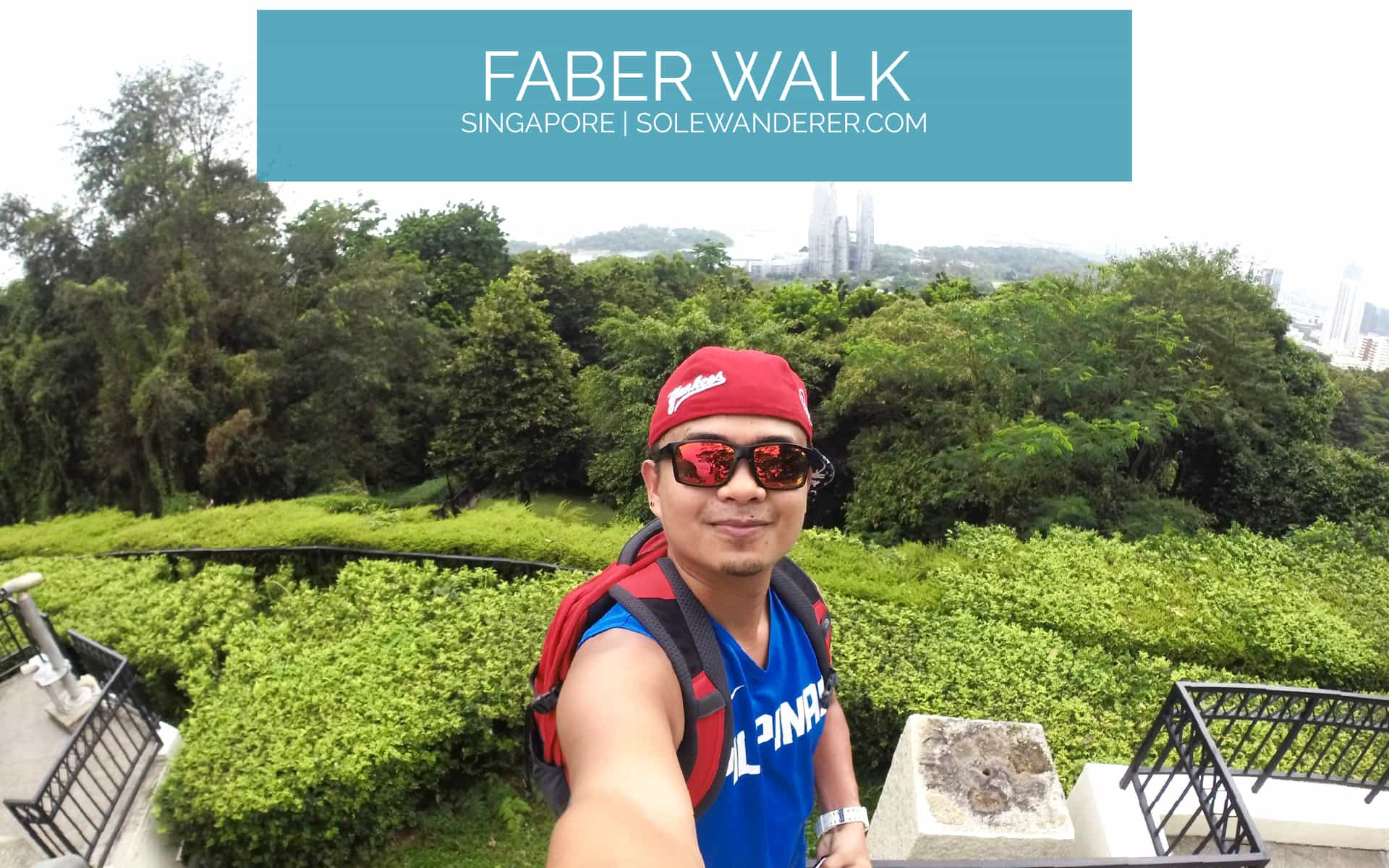 Faber Walk Singapore -The Sole Wanderer.