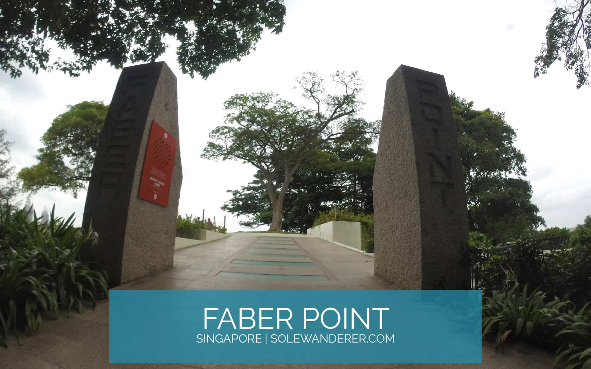 Faber Point Singapore -The Sole Wanderer