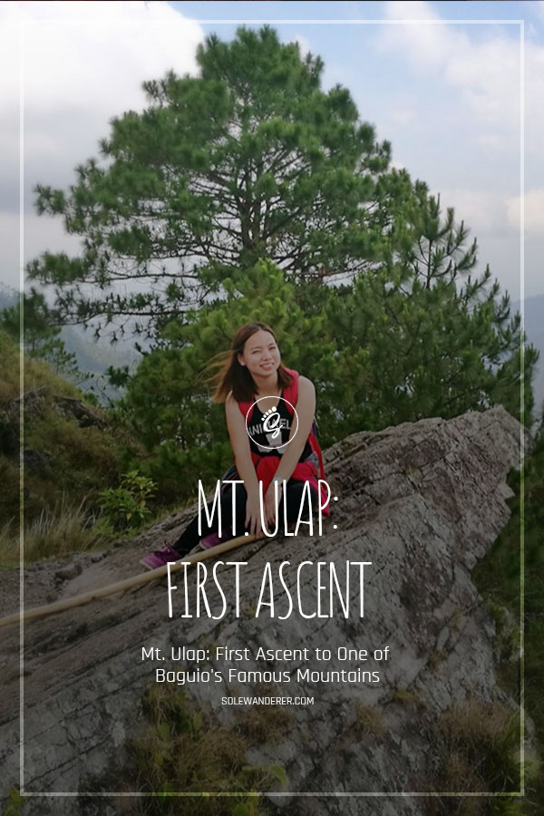 Mt. Ulap: First Ascent to One of Baguio's Famous Mountains