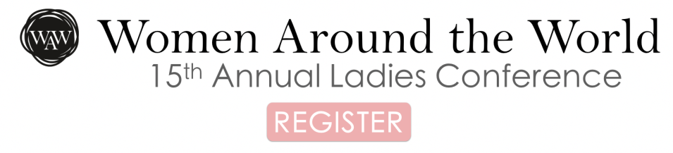 Ladies Conference 2020 Registration