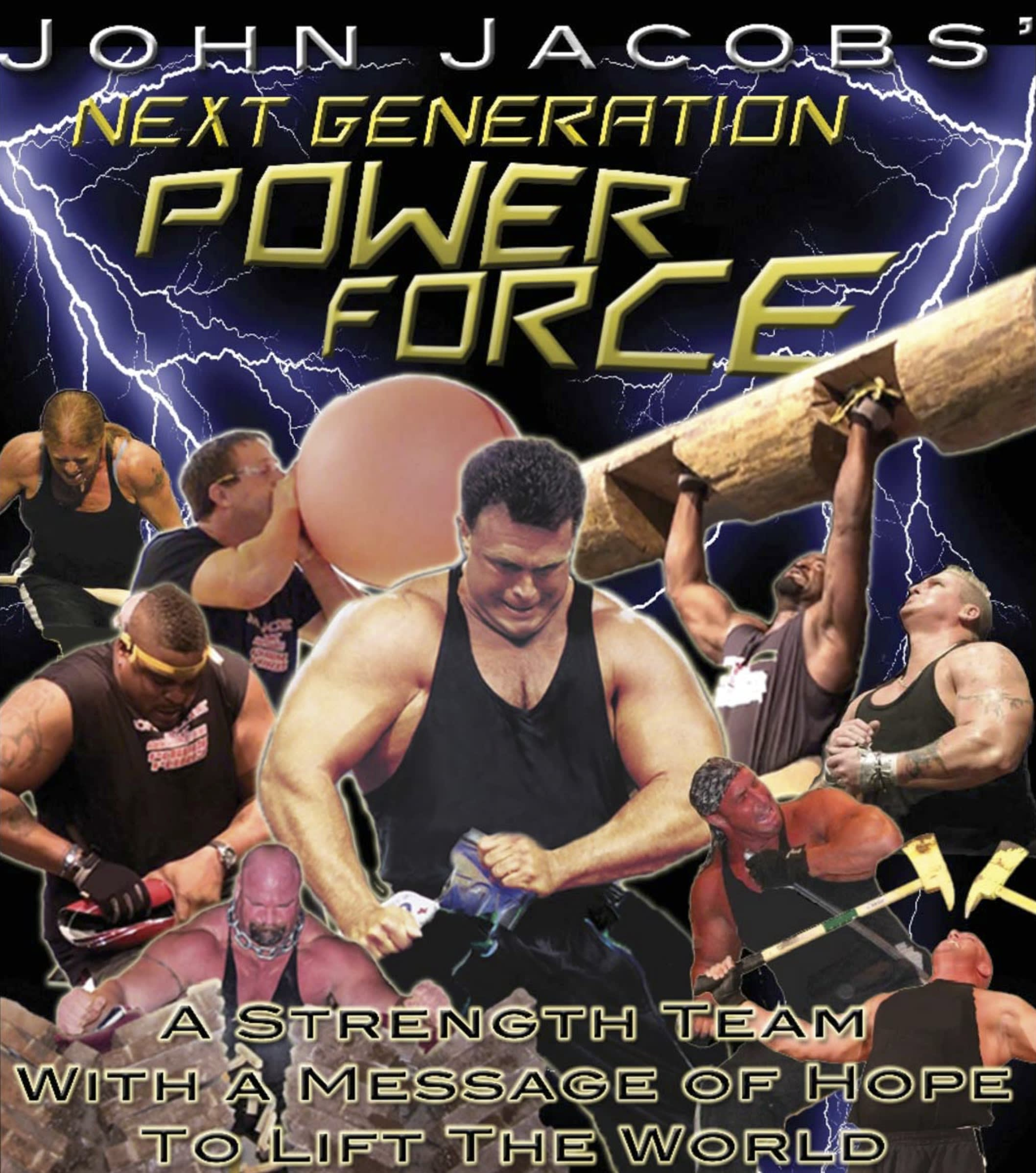 John Jacobs' Next Generation Power Force