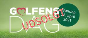 Golfens Dag - Alt udsolgt og trængsel på Driving Range søndag eftermiddag