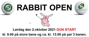 Rabbit Open 2021 - du kan også være med