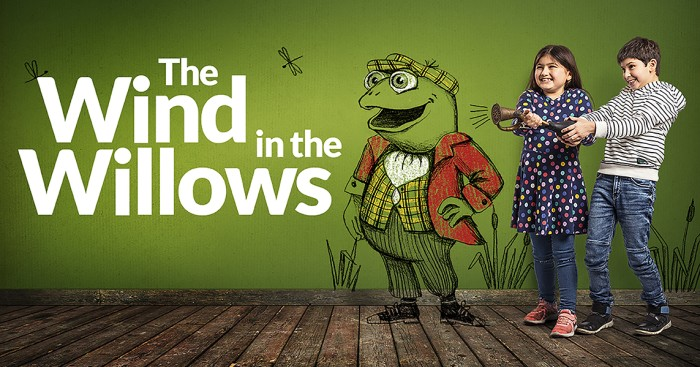 The Wind In The Willows at Polka Theatre
