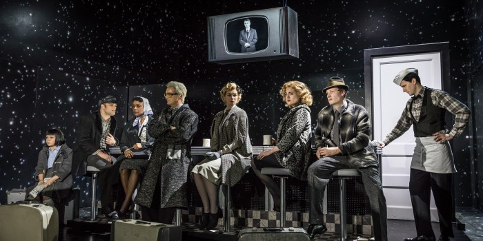 The Twilight Zone at Almeida Theatre (Photo: Marc Brenner)