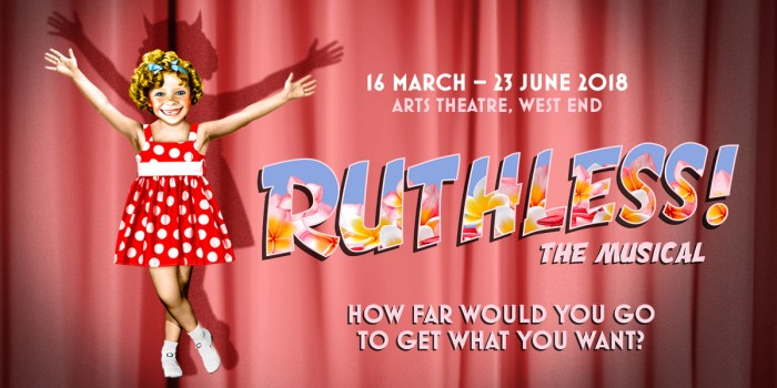 Ruthless! The Musical at Arts Theatre