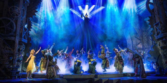 Wicked London at the Apollo Victoria Theatre