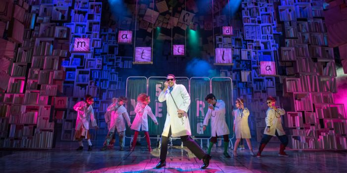 Matilda The Musical at the Cambridge Theatre (Photo: Manuel Harlan)
