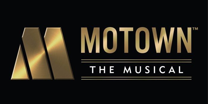 Motown The Musical at The Shaftesbury Theatre