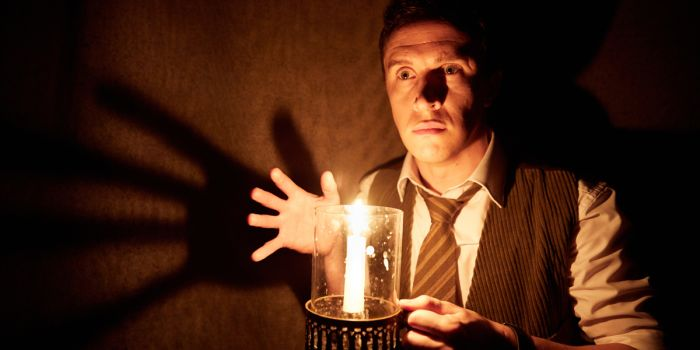 The Woman In Black at The Fortune Theatre (Photo: Mark Douet)