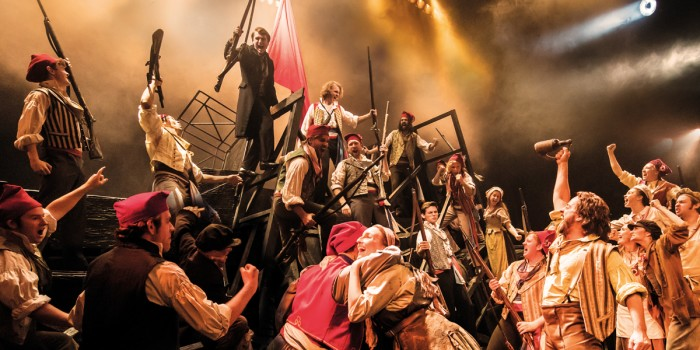 Les Misérables at Queen's Theatre (Photo: Johan Persson)