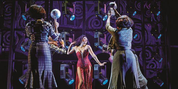 Dreamgirls at The Savoy Theatre (Photo: Brinkhoff & Mogenburg)