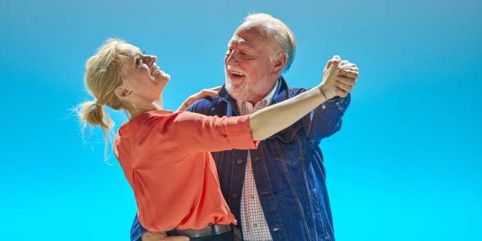 Heisenberg: The Uncertainty Principle at The Wyndham's Theatre (Photo: Brinkhoff Mögenburg)