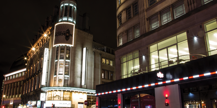 The Prince of Wales Theatre hosts The Book Of Mormon London