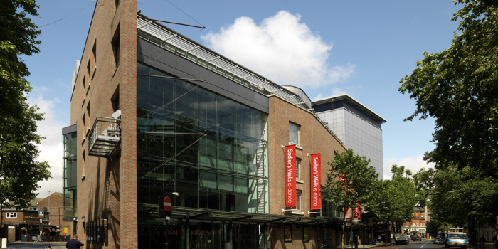 Sadler's Wells Theatre London