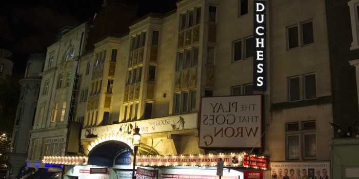 Duchess Theatre London
