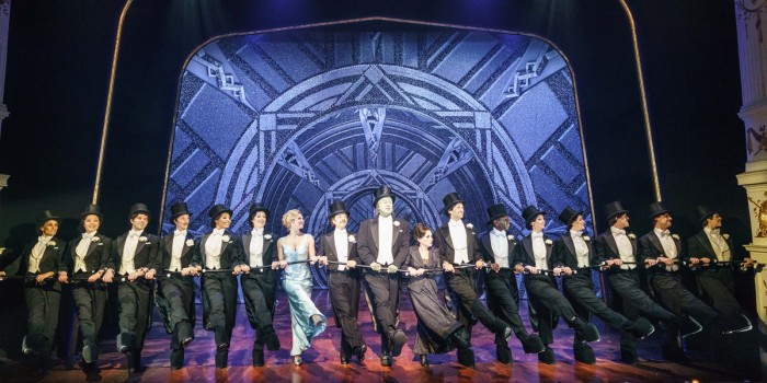 Young Frankenstein at The Garrick Theatre