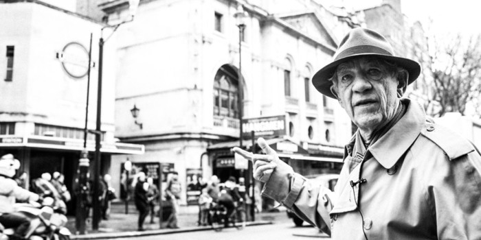 The Theatreland Tour with Ian McKellen is a great way to learn about London's West End