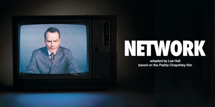 Network at the National Theatre