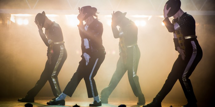 Thriller Live at the Lyric Theatre - Book tickets today