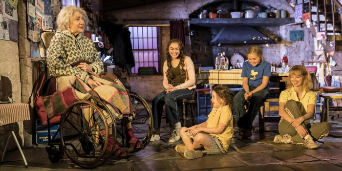 The current cast of The Ferryman (Photo: Johan Persson)