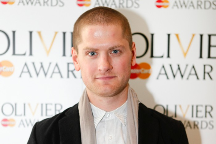 Kyle Soller, nominated at the Olivier Awards 2013 with Mastercard for Best Actor in a Supporting Role