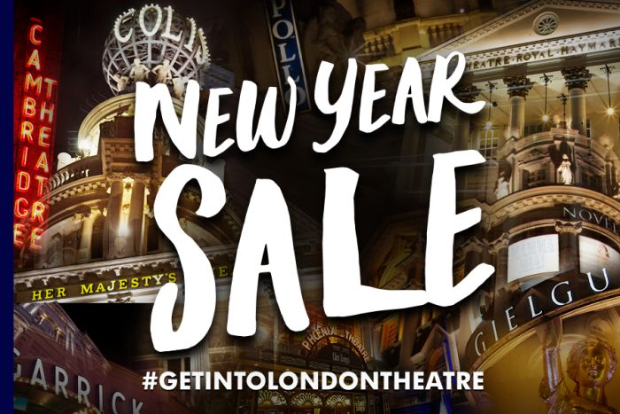 Get Into London Theatre 2018