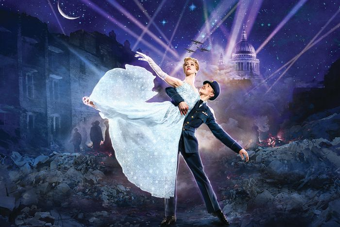 London theatre shows to book this Christmas - Matthew Bourne's Cinderella