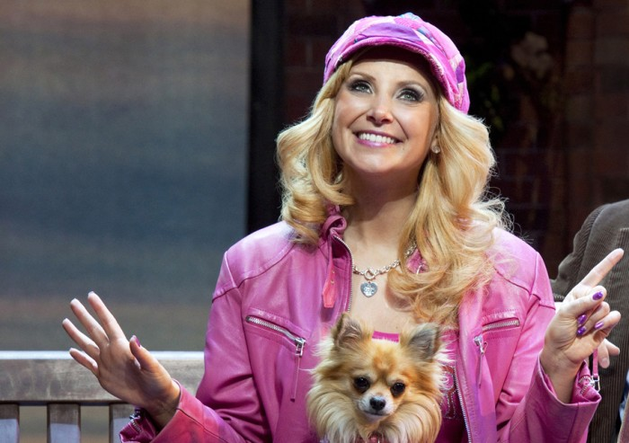 Carly Stenson in Legally Blonde - The Musical