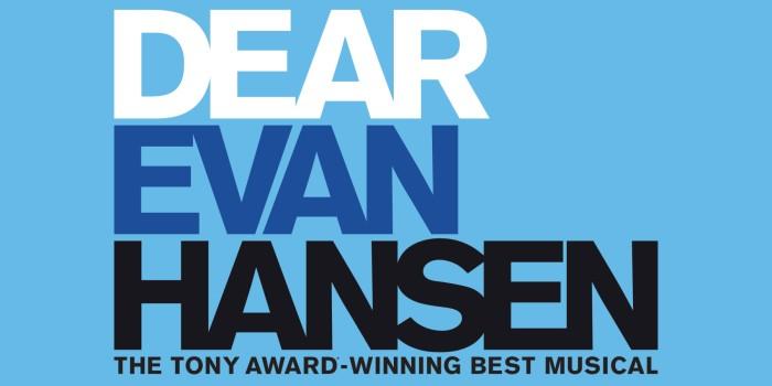 Dear Evan Hansen at the Noël Coward Theatre