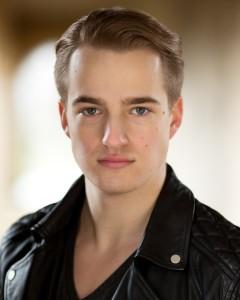 Toby Miles makes his West End debut as Marius in the Les Misérables cast