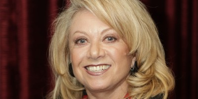 Elaine Paige at the Nominations Announcement for the Olivier Awards 2013 with MasterCard
