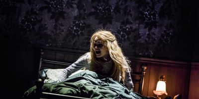Clare Louise Connolly in The Exorcist at Phoenix Theatre (Photo: Pamela Raith)