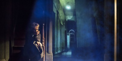 Jenny Seagrove in The Exorcist play at the Phoenix Theatre (Photo: Pamela Raith)