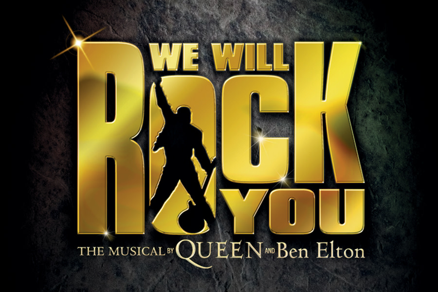 We Will Rock You Spiel