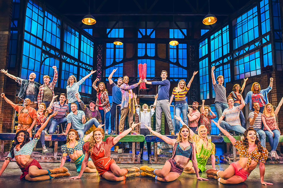 Kinky Boots tickets, Adelphi Theatre | Official London Theatre guide