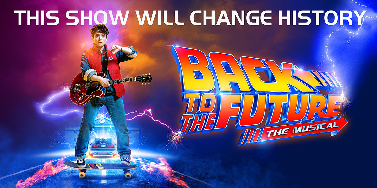 Bat Bus 12 >> Back To The Future The Musical to transfer to the West End| Official London Theatre