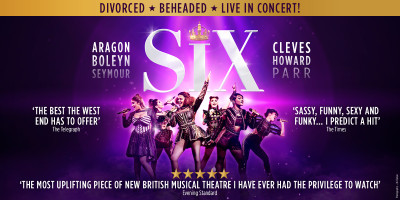 West End Auto >> Six musical tickets, Arts Theatre | Official London ...