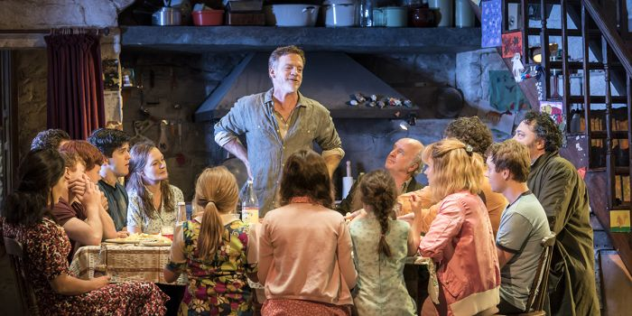 The Ferryman at the Gielgud Theatre (Photo: Johan Persson)