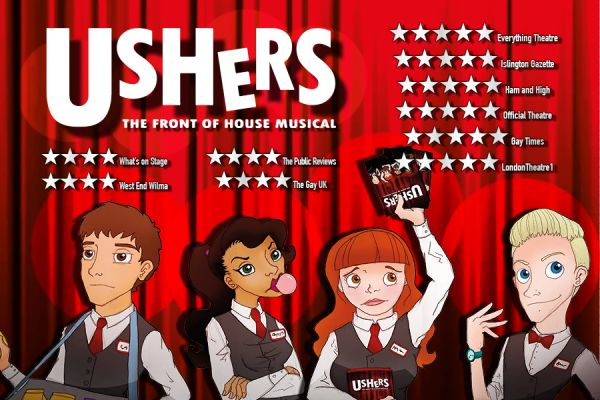 USHERS: The Front Of House Musical | Closed: 7 June 2014