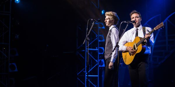 The Simon And Garfunkel Story is coming to the West End