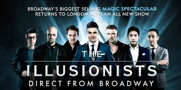 About The Illusionists - Live From Broadway (Touring)