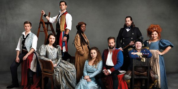 Who Is In Les Miserables Staged Concert Official London Theatre