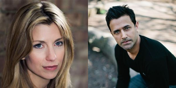 claire goose and navin chowdhry announced for the girl who