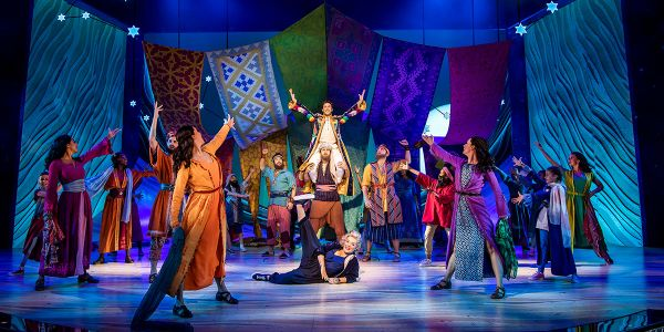 End Of Summer 2020.Joseph And The Amazing Technicolor Dreamcoat Returns To The