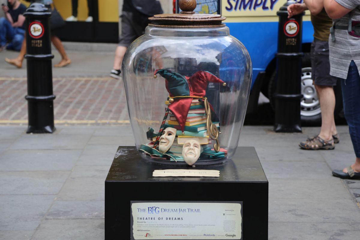 Dream Jar Trail - Theatre Of Dreams by Tim Minchin