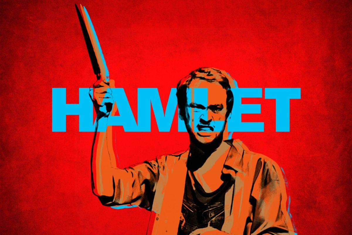 Hamlet at Trafalgar Studios